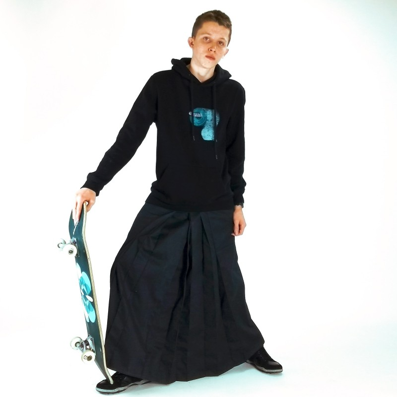 Skate-hama long coton