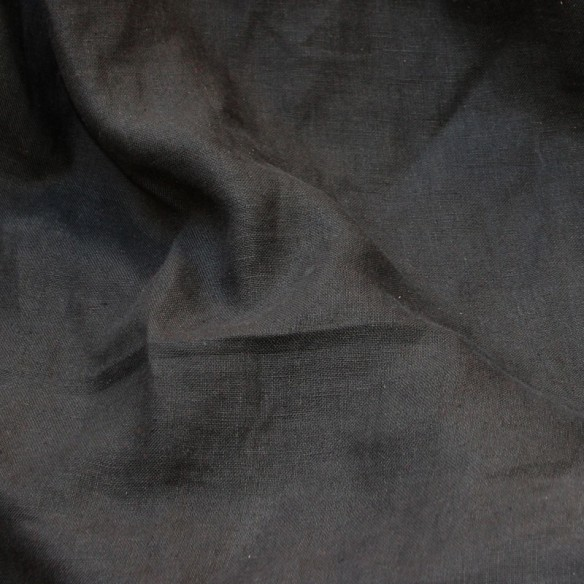 charcoal european linen