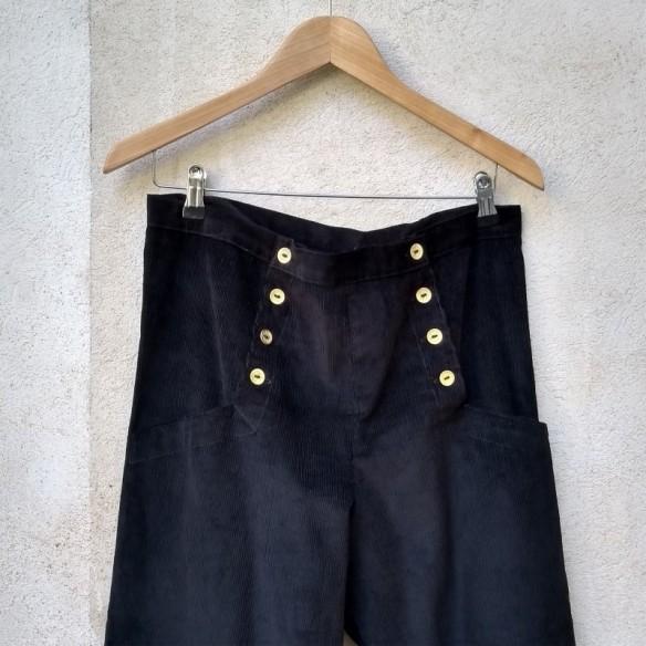 Pantalon à pont JAEGGER