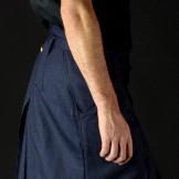 Pantalon pompier Un-Bin bleu t40/42