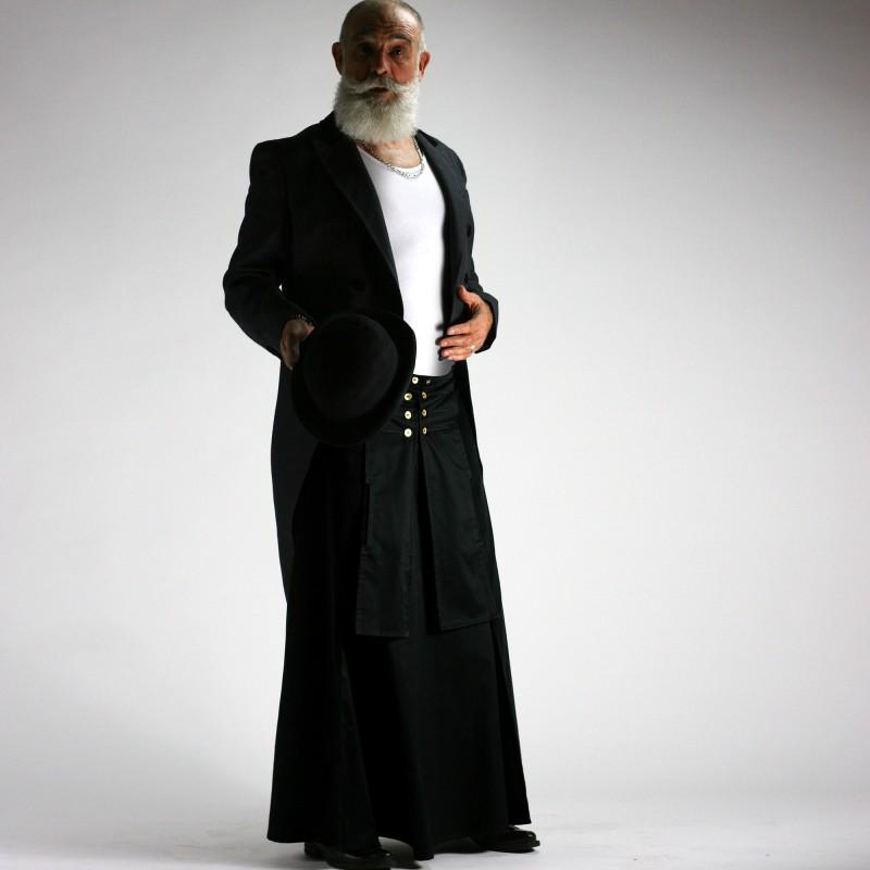 KING FEST virile skirt heat...