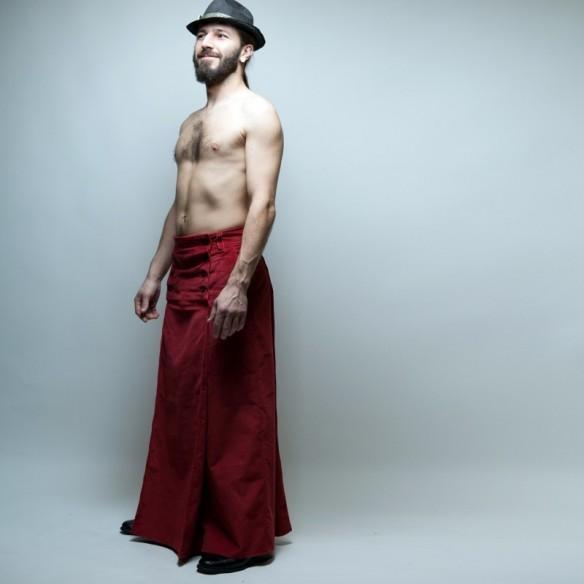VELVET jupe longue