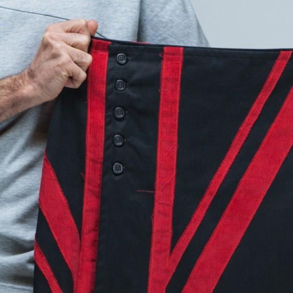 jupe longue JACK FLAG