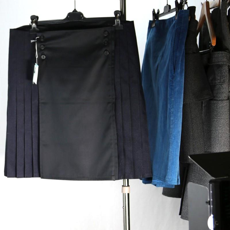 jupe pour homme JOGH noire