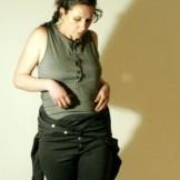 pantalon patchwork PATCHI